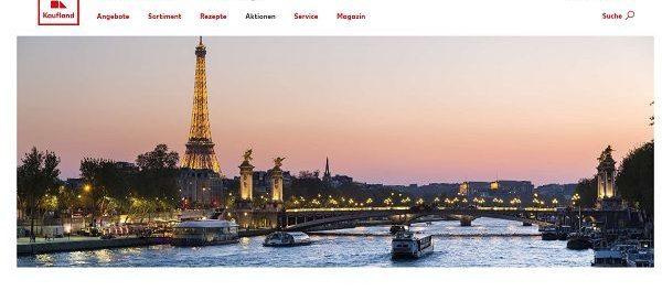 Kaufland Gewinnspiel Valentinstag Paris Reise Disneyland