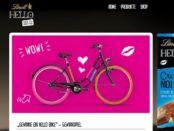 Lindt Gewinnspiel Hello Fahrrad 2018