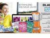 Müller Gewinnspiel PlanX Kitchenaid Standmixer