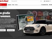 Media Markt Auto Gewinnspiel Mini 2018