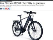 MyBike Gewinnspiel Trekking-E-Bike 15ZEHN von E-Bike Manufaktur