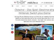 Nintendo Switch Gewinnspiel Maedchen.de Ostwind