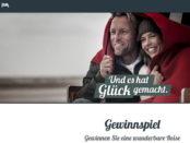 Nordseetourismus Reise Gewinnspiel 2018