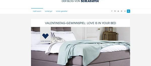 Schalraffia Valentinstag Gewinnspiel 2018