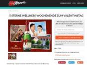 TV Movie Valentinstag Gewinnspiel Wellness Wochenende 2018