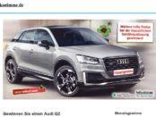 Volksstimme Auto Gewinnspiel Audi Q2