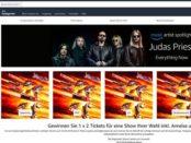 Amazon Gewinnspiel Judas Priest Konzertreise 2018