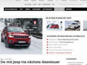 Auto Bild Gewinnspiel Jeep Abenteuer Reise 2018