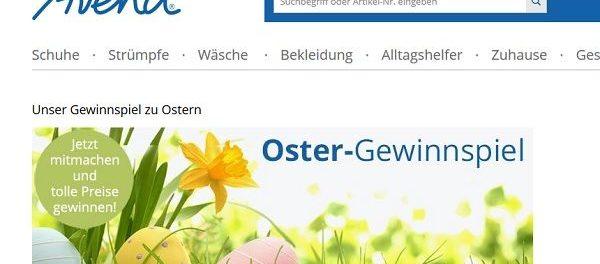 Avena Oster Gewinnspiel 2018