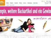 Globus Oster Gewinnspiel kitchenAid Küchenmaschine