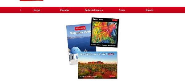 Harrenberg Kalender Gewinnspiel 1.000 Euro Bargeld