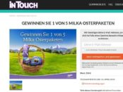 Intouch Milka Osterpakete Gewinnspiel 2018