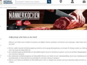 Karstadt Gewinnspiel Männerkochen Weber Grills gewinnen