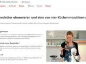 Kaufland Gewinnspiel SMEG Küchenmaschinen 2018