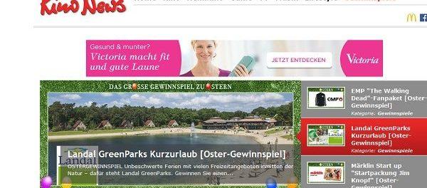 Kino News Oster Gewinnspiel 2018