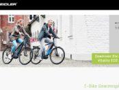 Kreidler e-Bike Gewinnspiel 2018