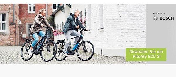 kreidler e bike gewinnspiel 2018 vitality eco 3. Black Bedroom Furniture Sets. Home Design Ideas