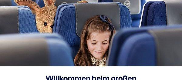 Lufthansa Osterkalender Gewinnspiel 2018