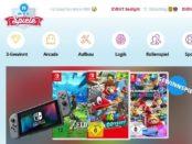 RTL2 Gewinnspiel Nintendo Switch