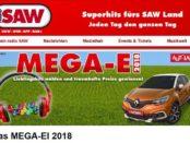 Radio SAW Oster Gewinnspiel Auto gewinnen 2018