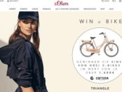 S.Oliver Gewinnspiel Cortina E-Bikes