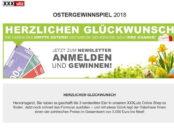 XXXLutz Oster Gewinnspiel 2018
