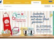 real Gewinnspiel Ferrero Kinder KitchenAid und Backsets