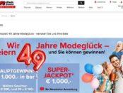 AWG Mode Gewinnspiel 1.000 Euro Bargeld