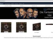Amazon Gewinnspiel Die Fantastischen Vier Jacke