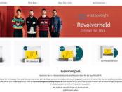 Amazon Gewinnspiel Revolverheld Konzerttickets inkl. Anreise