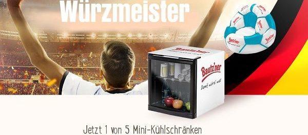 Bautzner Gewinnspiel Deutschland wird Würzmeister