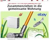 Bild und ebay Gewinnspiel Dyson V8 Handsauger