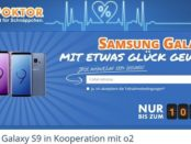 DealDoktor Gewinnspiel Samsung Galaxy S9