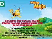 Deichmann Gewinnspiel Biene Maja Familienurlaub Kleinwalsertal