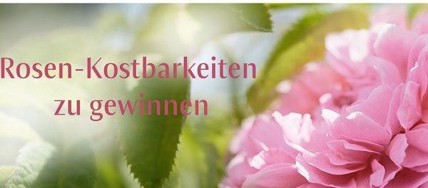 Dr. Hauschka Gewinnspiel Rosen-Kostbarkeiten Sets