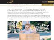 Fleurop Muttertag Gewinnspiel 25 Rosenboxen