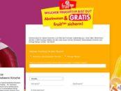 Frankenbrunnen Gewinnspiel Fruchttyp 1.500 fruit2go-Pakete