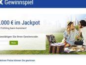 GMX Gewinnspiel 200.000 Euro Bargeld und Sachpreise