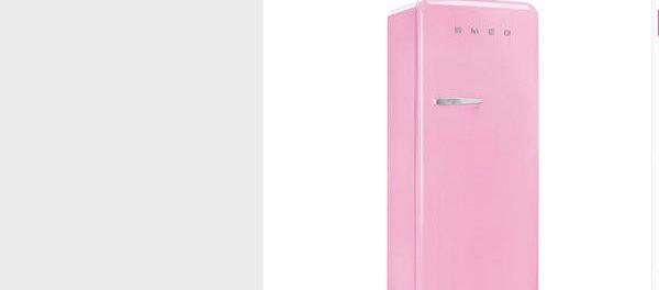 Glamour Gewinnspiel SMEG Kühlschrank Retro-Design