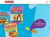 Haribo Gewinnspiel 500 Probierpakete Verlosung