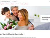 Kaufland Muttertag Gewinnspiel Fleurop Blumen Jahresabo gewinnen