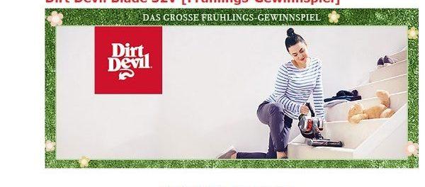 Kino News Gewinnspiel Dirt Devil Akkustaubsauger