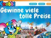 Knabbi Esspapier Gewinnspiel Legoland Aufenthalt