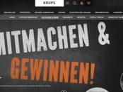 Krups Gewinnspiel Küchenmaschine KA40 und Steffen Henssler Show