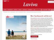 Laviva Gewinnspiel Jersey Inselurlaub 2 Personen