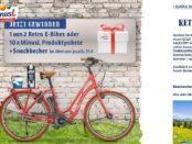 MinusL Gewinnspiel Retro E-Bike und Produktpakete