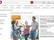Otto Gewinnspiel Ankerkraut Grill und Geschirrsets