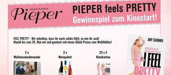 Parfümerie Pieper Gewinnspiel Wellnesswochenenden