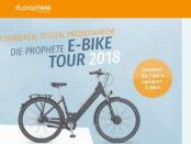 Prophete E-Bike Gewinnspiel 2018