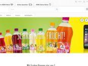 REWE Gewinnspiel Franken Brunnen Apple iPhone 8
